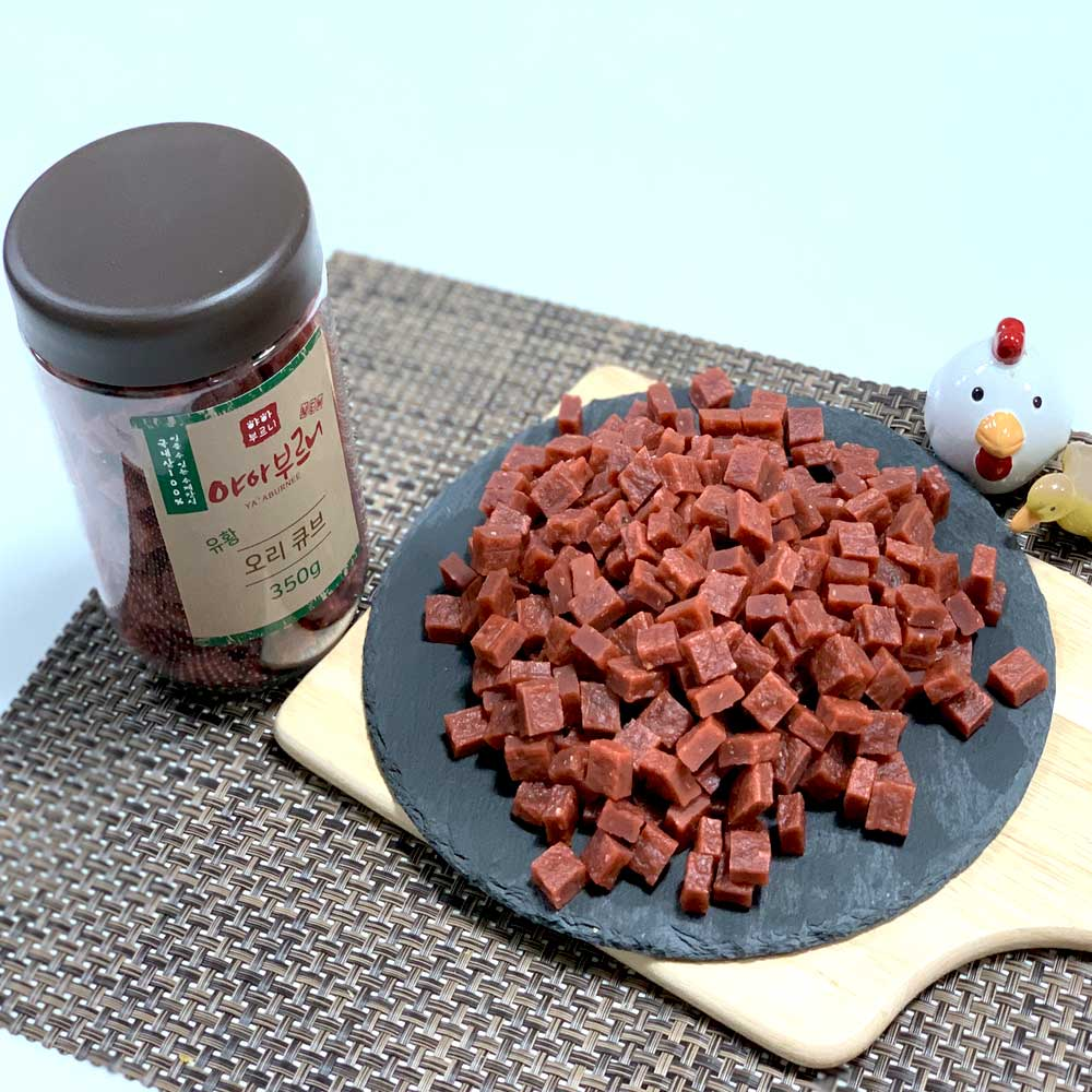 야아부르니 강아지 국내산 수제간식 통간식