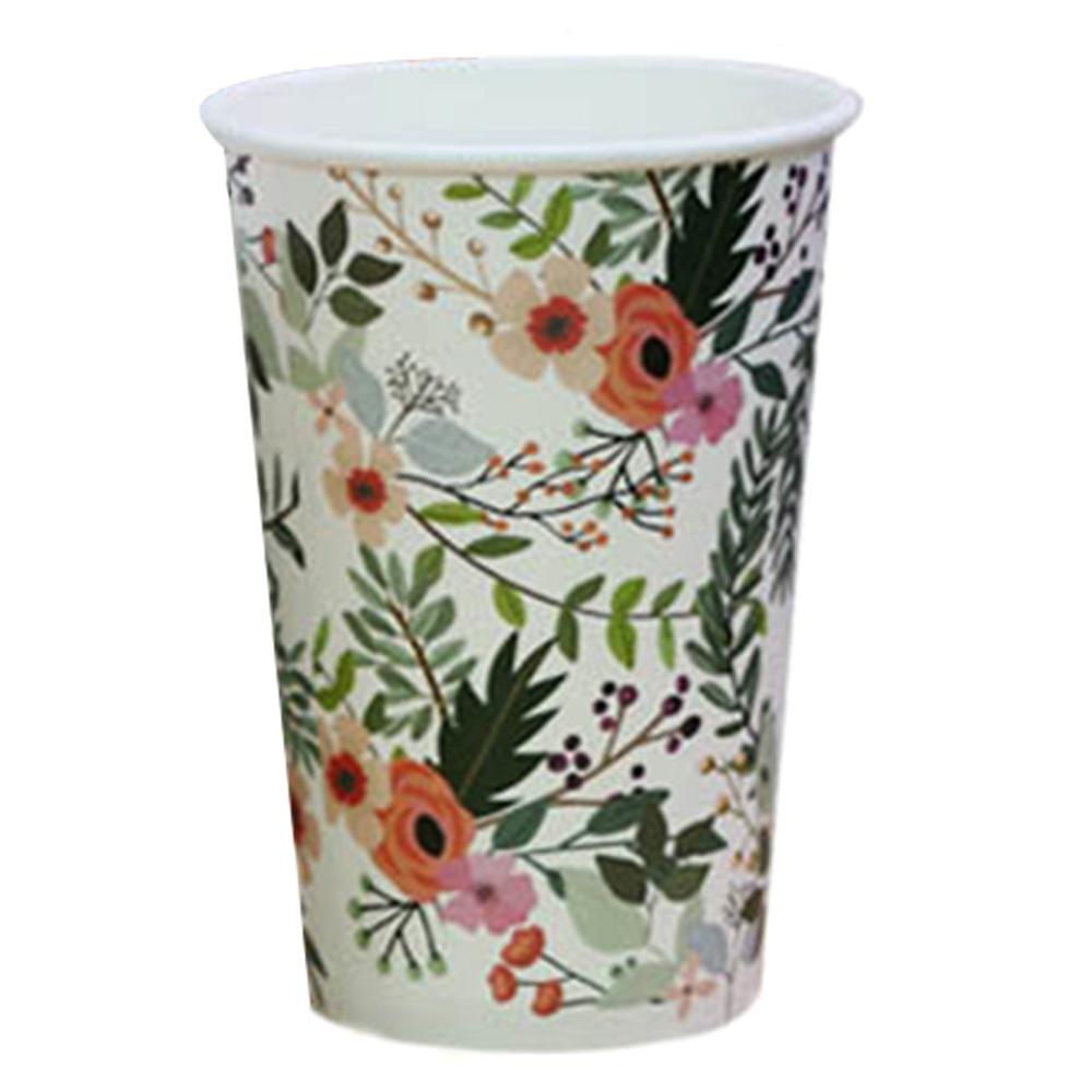 로앤그린플라워종이컵