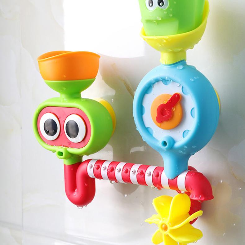 레츠토이 빙글빙글 유아 목욕놀이 장난감 다이버