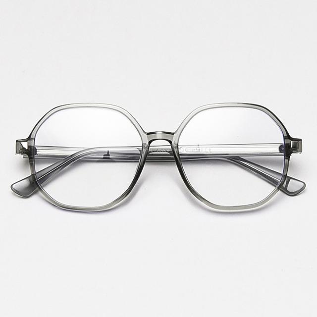 투명안경테 다각형 블루라이트 차단 안경 98323 가격