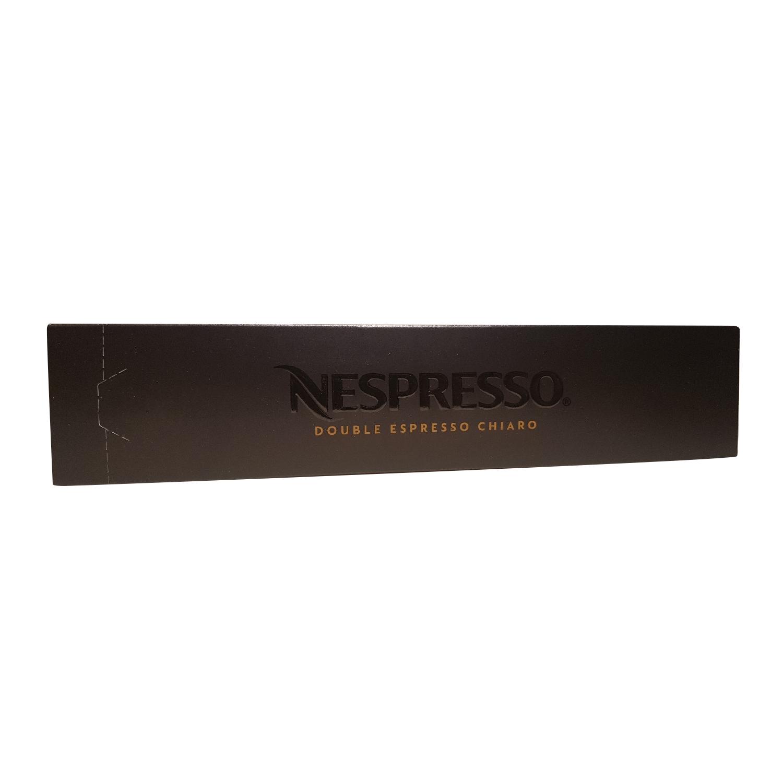 네스프레소 버츄오 더블 에스프레소 키아로 캡슐커피, 10g, 10개