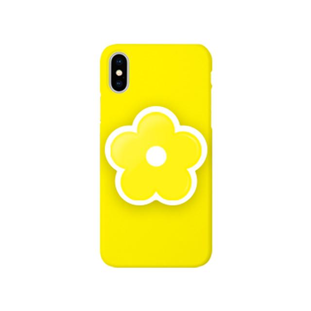 바니몽 컬러 플라워톡 하드 휴대폰 케이스