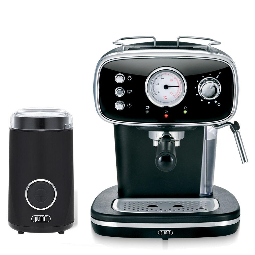 플랜잇 홈 카페프레소 커피머신, PCM-F12