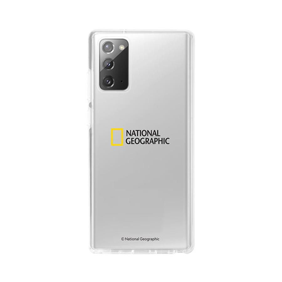 내셔널지오그래픽 크리스탈클리어 휴대폰 케이스