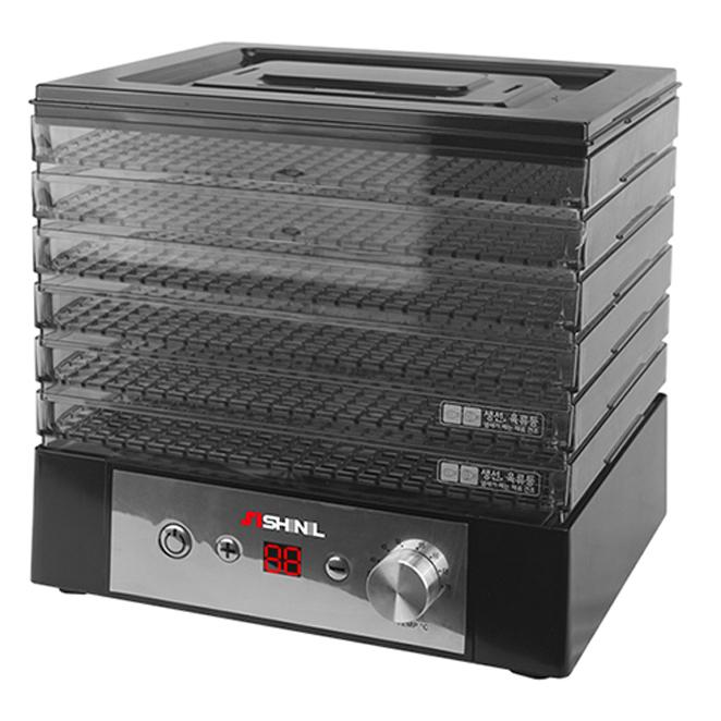 신일 6단 디지털 식품건조기 SFD-D250WK
