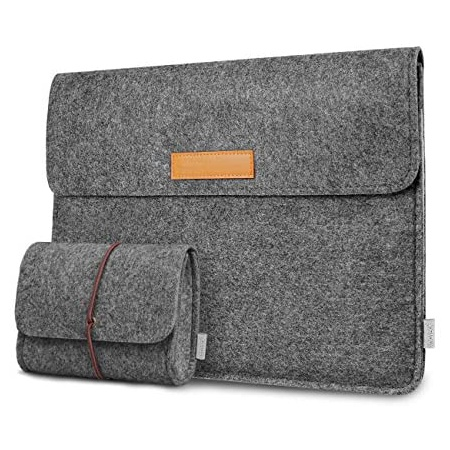 맥북 프로 13인치 2020 파우치 P224 Inateck 12.3-13 Inch Laptop Sleeve Case Compatible 2020 MacBook A, One Color