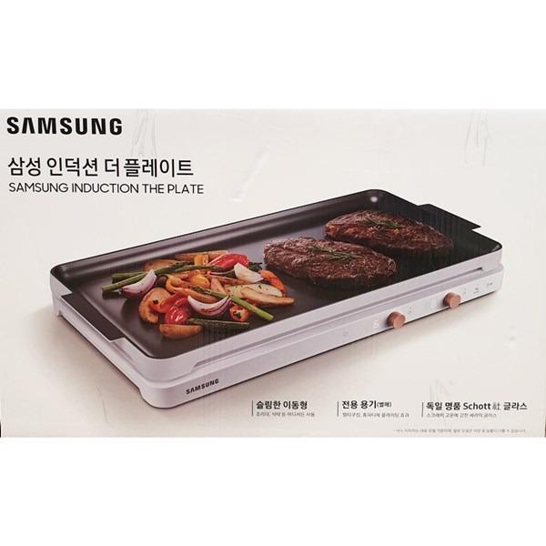 삼성 인덕션 전기레인지 2구 (색상선택), 직접설치, 블랙