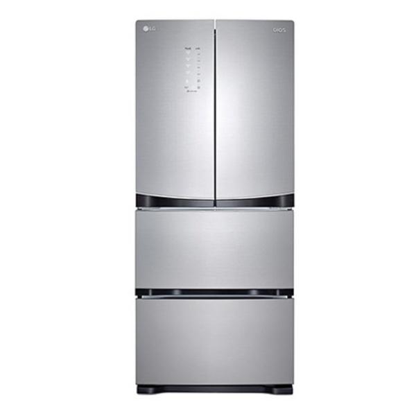 LG전자 스탠드형 김치냉장고 K410TS14E (402L), 단품