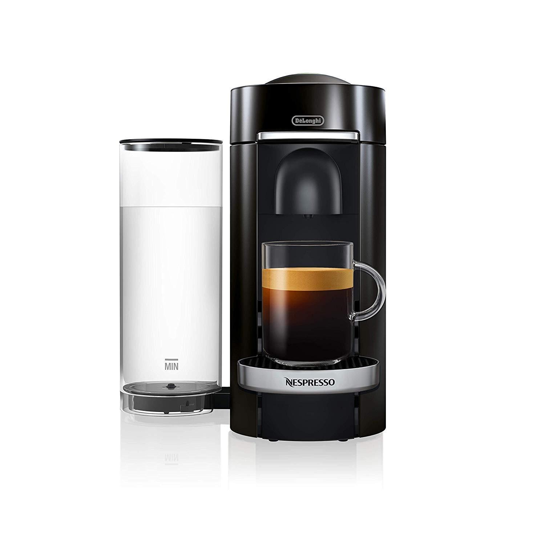 네스프레소 버츄오 플러스 캡슐 커피머신 ENV 150R 블랙 레드 실버