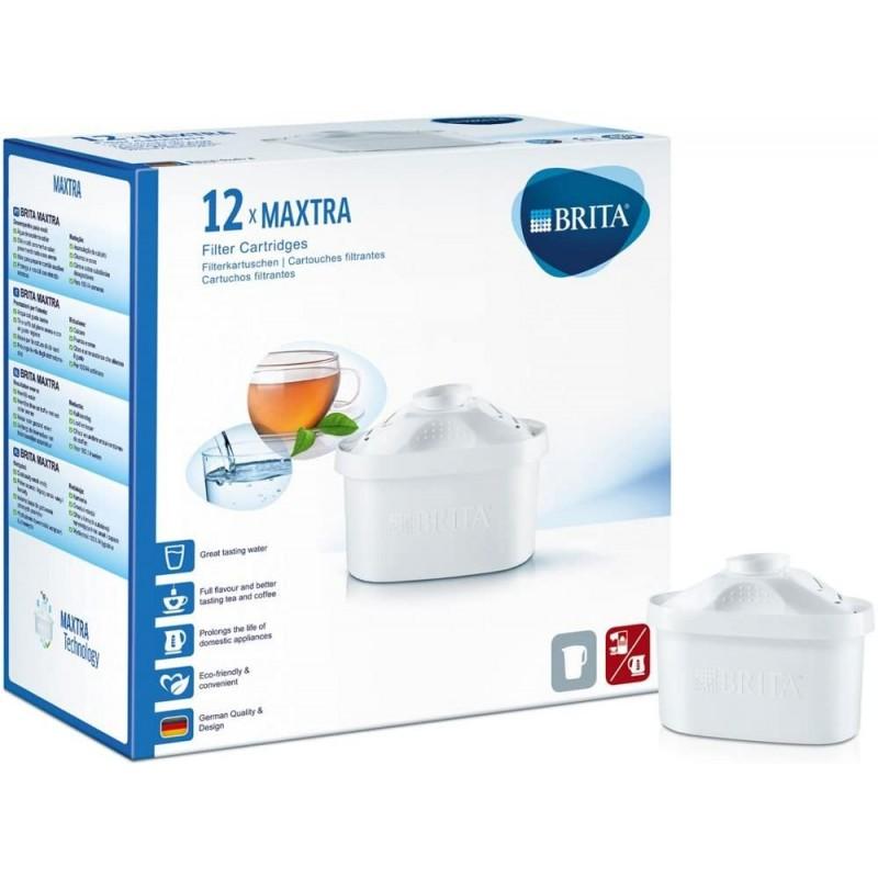 브리타 정수기 브리타 Maxtra 워터 필터 카트리지 12개 팩당: 교체용 워터 필터: 주방 & 다이닝, 단일옵션