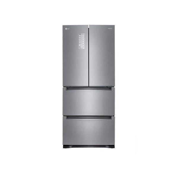 [LG전자] DIOS 스탠드형 김치냉장고 K410SS14E / 402L, 상세 설명 참조