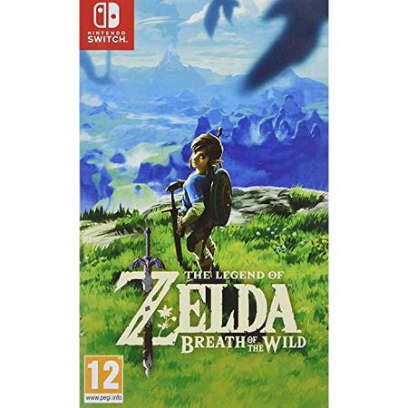 닌텐도 스위치 게임 타이틀 S226 The Legend of Zelda: Breath of the Wild (Nintendo Switch), 상세 설명 참조0