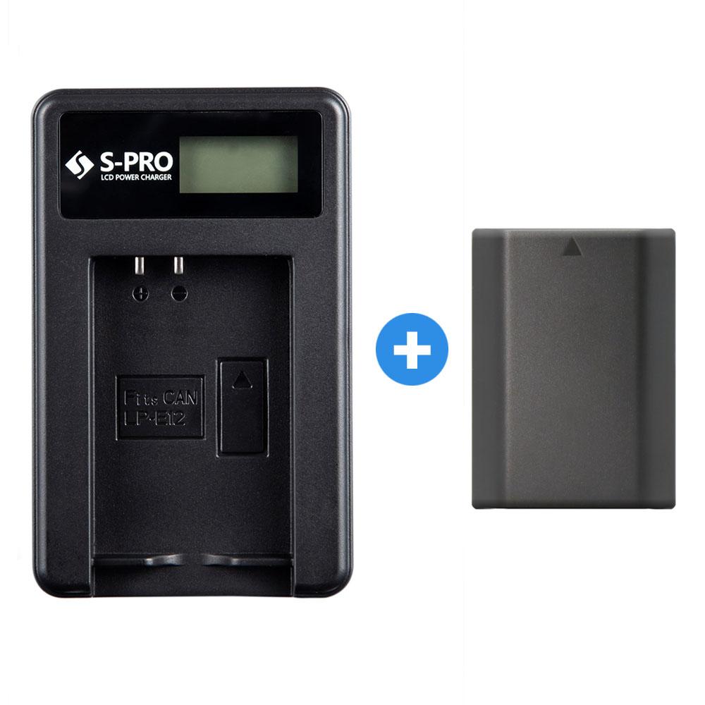 무료 NP-FZ100 LCD 호환 충전기+배터리 A7M3 A7R3 A9, 단일상품