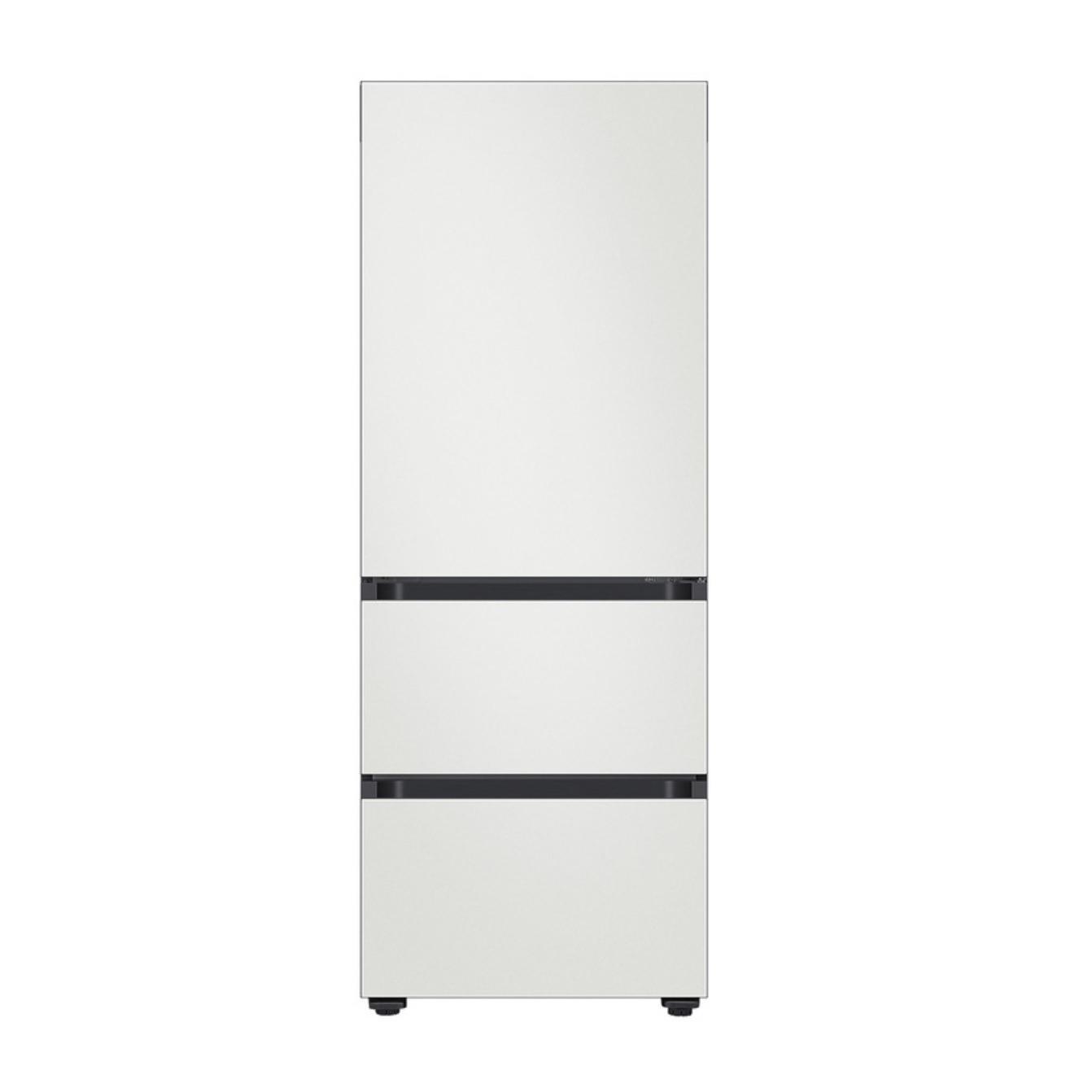 Samsung BESPOKE Kimchi Refrigerator 313L 삼성 비스포크 김치냉장고 코타화이트 RQ33R741201 스탠드형